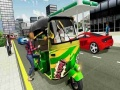 Ігра Indian Tricycle Rickshaw Simulator