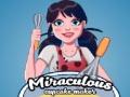 Ігра Miraculous Cupcake maker