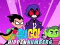 Ігра Teen Titans Go! Hidden Numbers