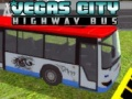 Ігра Vegas city Highway Bus