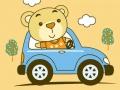 Ігра Cute Animal Ride Match 3