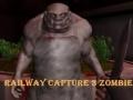 Ігра Railway Capture 3 Zombie