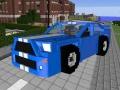 Ігра Blockcraft Cars Hidden Keys