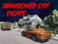 Ігра Abandoned City Escape