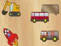 Ігра Wooden Puzzles