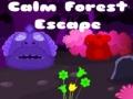 Ігра Calm Forest Escape
