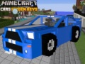Ігра Minecraft Cars Hidden Keys