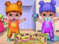 Ігра Baby Twins Caring Day