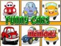 Игра Funny Cars Memory
