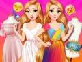 Ігра Princesses Outfit Coloring