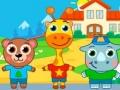 Игра Animal Kindergarten