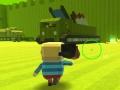 Ігра Kogama: Green vs Yellow