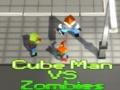 Ігра Cube Man VS Zombies