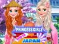 Ігра Princess Girls Trip to Japan