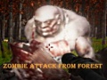 Ігра Zombie Attack From Forest