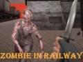 Ігра Zombie In Railway