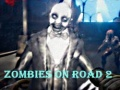 Ігра Zombies On Road 2