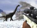 Ігра Dinosaur hunting dino attack