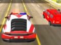 Spēle Police Highway Chase Crime