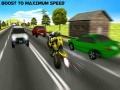 Игра Highway Traffic Bike Stunts