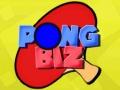 Ігра Pong Biz