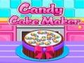 Ігра Candy Cake Maker