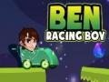 Игра Ben 10 Racing  Boy