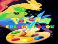 Игра Pokemon Coloring Book