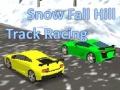 Ігра Snow Fall Hill Track Racing