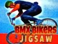 Ігра BMX Bikers Jigsaw