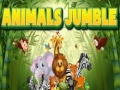 Ігра Animals Jumble