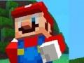 Ігра Super Mario MineCraft Runner