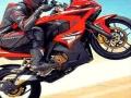 Игра Highway Traffic Moto Stunt Racer