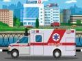 Ігра Ambulance Trucks Differences