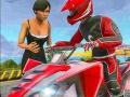 Oyun ATV Quad Bike Taxi