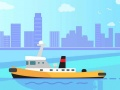 Ігра Big Boats Coloring