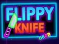 Ігра Flippy Knife Neon