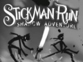 Ігра Stickman Run Shadow Adventure