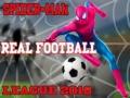 Ігра Spider-man real football League 2018