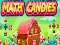 Ігра Math Candies