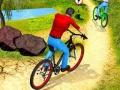Ігра Uphill Offroad Bicycle Rider