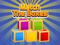 Ігра Match The Boxes