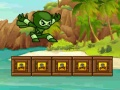 Ігра Green Ninja Run