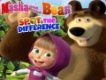 Ігра Masha and the Bear Spot The difference