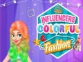 Spel Influencers Colorful Fashion