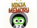 Ігра Ninja Memory