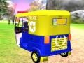 Ігра Police Auto Rickshaw Drive