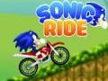 Ігра Sonic Ride