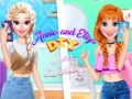 Ігра Annie and Eliza DIY Dress Embroidery