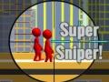Ігра Super Sniper!